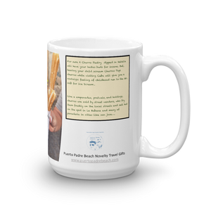 Churros Novelty Mug | Sentimental Novelty gifts