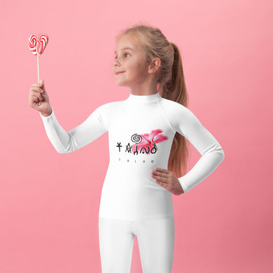 Taino Kids Rash Guard