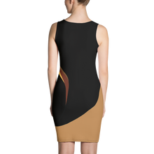 Load image into Gallery viewer, GEO 2 Picasso Symmetrical Dress