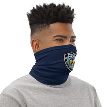 Load image into Gallery viewer, NYPD National Law Enforcement Appreciation Day (L.E.A.D.)Neck Gaiter