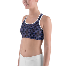 Load image into Gallery viewer, All Over Printed Active Sportswear Bra