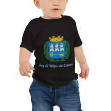 Load image into Gallery viewer, Nationality Emblem Baby Wearables #306.