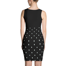 Load image into Gallery viewer, GEO 10 SYMMETRICAL DRESS