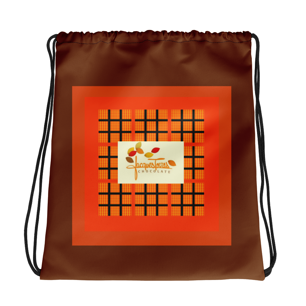 Jacques Torres Chocolate Draw Bag