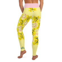 Load image into Gallery viewer, Design by Coco Soul Kathy Yoga Leggings