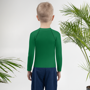 MAXI | Children Activewear Rash Guard