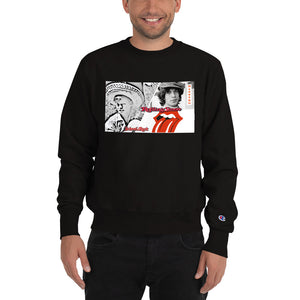 Fan Novelty  Champion Sweatshirt