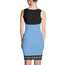 Load image into Gallery viewer, GEO 22 Symmetrical Dress