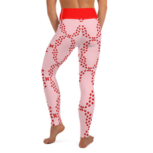Load image into Gallery viewer, Lady Bug Yoga Leggings