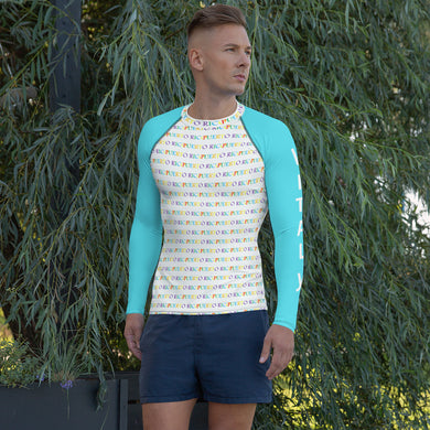 Vitally Men's Rash Guard