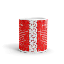 Load image into Gallery viewer, Merry Christmas Africa Mug