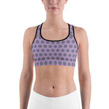 Load image into Gallery viewer, Lavender Sports bra
