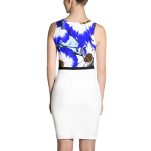 Load image into Gallery viewer, GEO 804 DAISY SYMMETRICAL DRESS