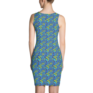 GEO 99 Butterfly  Symmetrical Dress