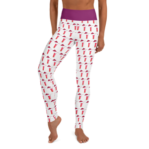 Summer Cooler Yoga Leggings