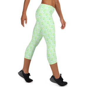 Design by Coco soul Chessie Capri Leggings