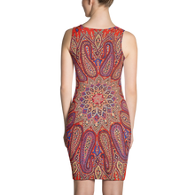 Load image into Gallery viewer, GEO 93 Istanbul Symmetrical dress