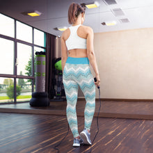 Load image into Gallery viewer, Moroccan Yoga Leggings