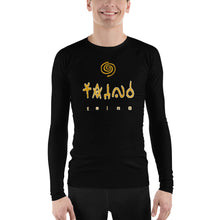 Load image into Gallery viewer, Taino Tribal Men's Rash Guard