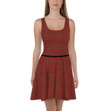 Load image into Gallery viewer, SKATE 2 Lambing Tartan Skater Dress