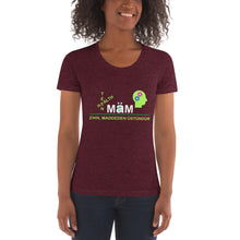 Load image into Gallery viewer, Mind over matter Women's Crew Neck T-shirt