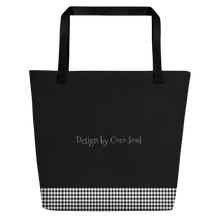 Load image into Gallery viewer, TOTE 402 Designs by Coco Soul handbag
