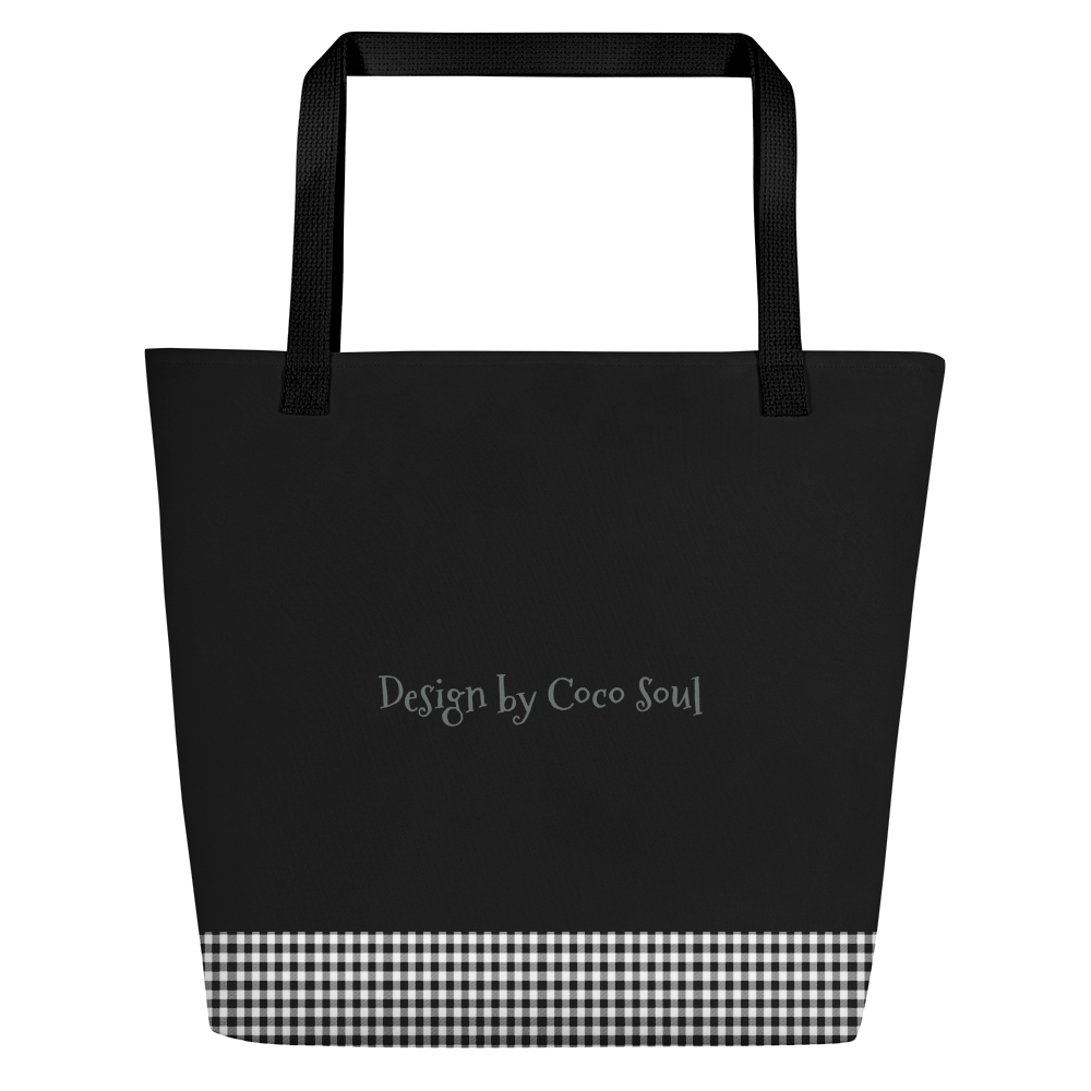 TOTE 402 Designs by Coco Soul handbag
