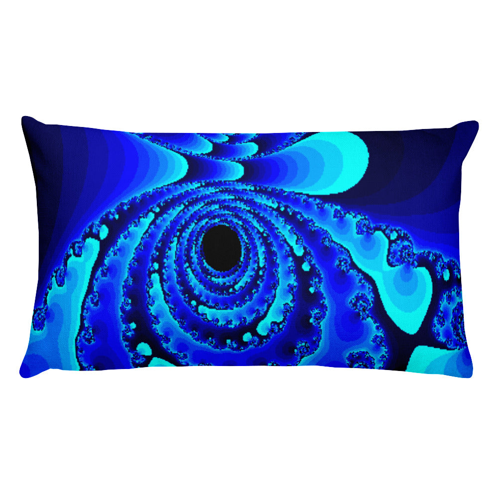 OCEAN BLUE OCTO Premium Pillow