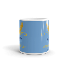 Load image into Gallery viewer, NAVY COFFEE MUG