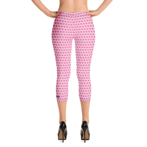 Design by Coco Soul Patricia Capri Leggings