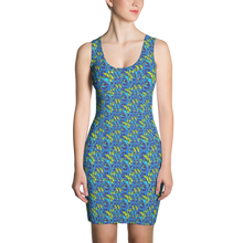 Load image into Gallery viewer, GEO 99 Butterfly  Symmetrical Dress