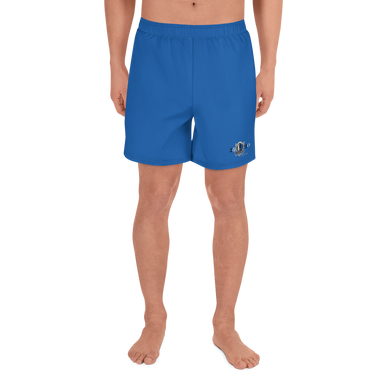 Custom Mavericks Dallas 2020 Men's Athletic Long Shorts