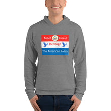 Load image into Gallery viewer, PRINTED HOODIE SWEATSHIRT