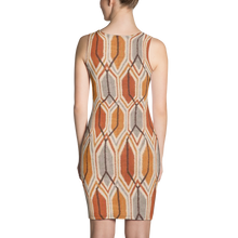 Load image into Gallery viewer, GEO 30 SYMMETRICAL DRESS