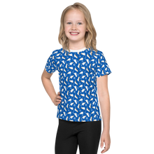 Load image into Gallery viewer, STAR of David Activewear Children Kids T-Shirt