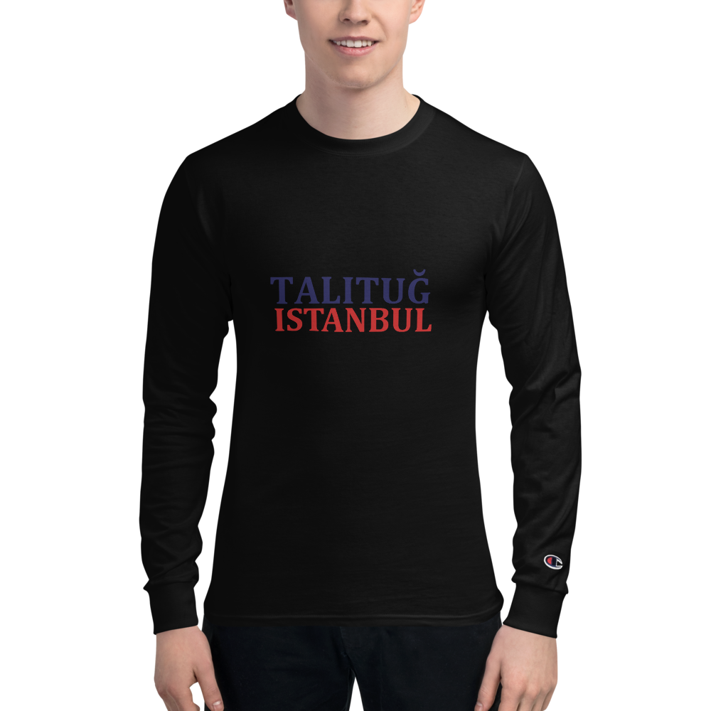 KIVANC Istanbuk Men's Champion Long Sleeve Shirt