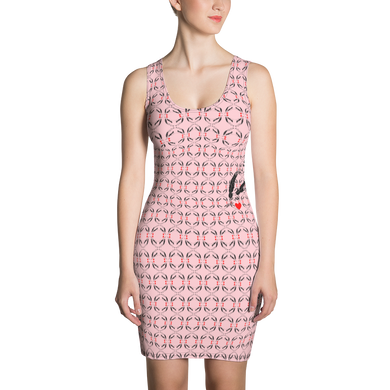 Design by Coco Soul Sublimation Cut & Sew Dress
