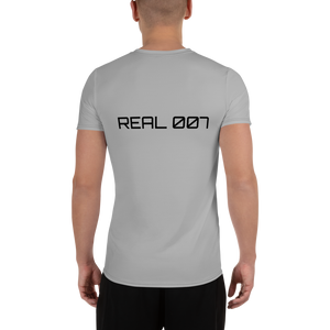 All-Over Print Men's Real 007  T-shirt