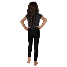 Load image into Gallery viewer, Black kitty Kid's Leggings