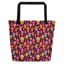 Load image into Gallery viewer, Moscow Carry-on  Tote handbag