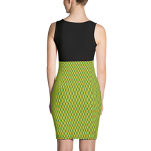 Load image into Gallery viewer, GEo 777 Lambing Symmetrical Dress
