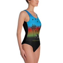 Load image into Gallery viewer, All Over Printed Active Swimwear