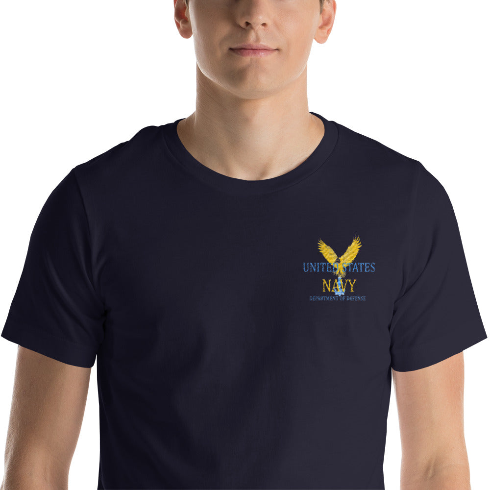 US Navy Short-Sleeve T-Shirt