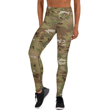 USAF CAMO Yoga Leggings