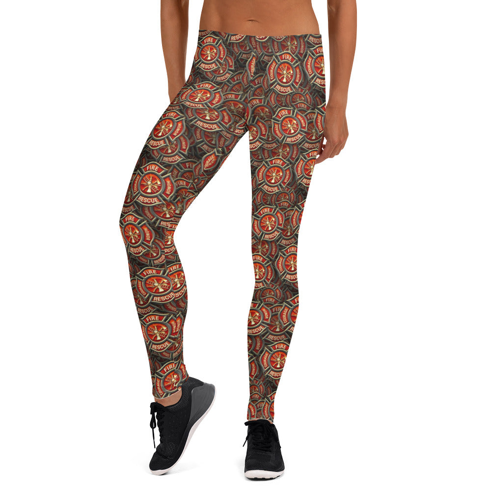 Firehouse Lady Leggings