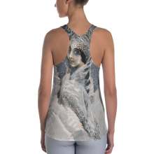 Load image into Gallery viewer, All over printed activewear tank top