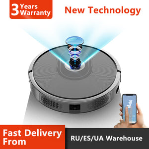 ABIR Robot Vacuum Cleaner x6 with