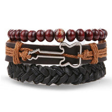 Load image into Gallery viewer, New Braided Bracelet Buddha Beaded