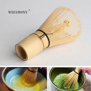 1PCS Bamboo Japanese Powder Green Tea Matcha Brush Whisk