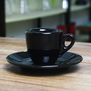 60ml high quality Espresso Italian Concentrated Cup Coffee